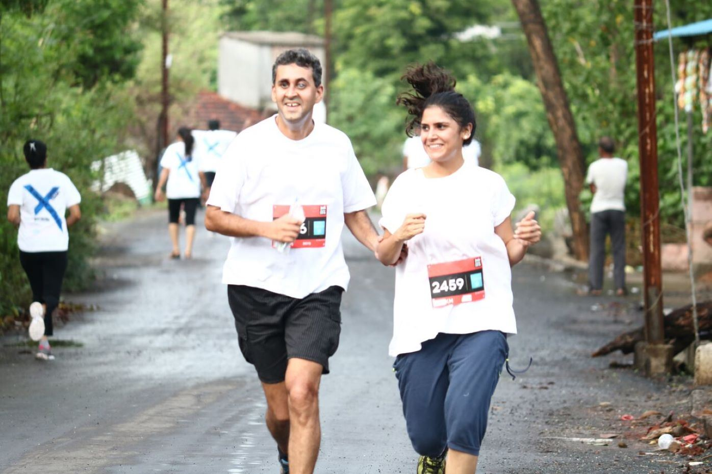Monsoon Marathon - Prabalgad