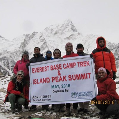 Inclusive trek to Everest Base Camp - Nepal - 2016