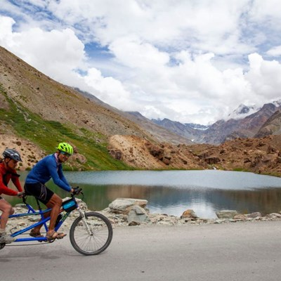 Inclusive Tandem Cycling Expedition - Manali to Khardung La 2020 (M2K2020)