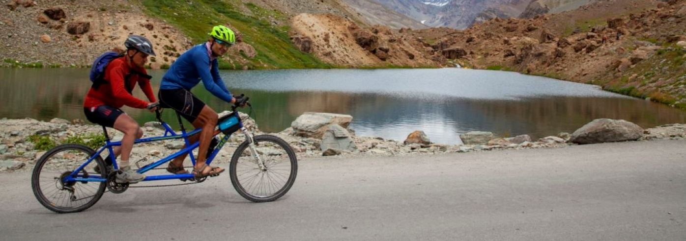 POSTPONED - Inclusive Tandem Cycling Expedition - Manali to Khardung La 2020 (M2K2020)