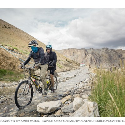 Manali to Khardung La Inclusive Tandem Cycling Expedition - M2K2017 - Batches 1 & 2