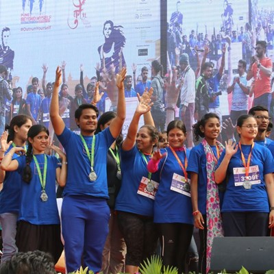 Pune Running Beyond Myself Marathon 2017
