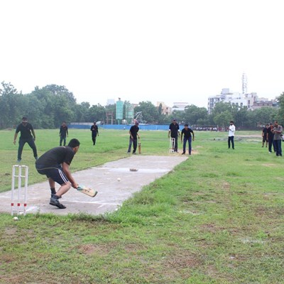 Blind Cricket at Ahmedabad with Firefox 2018