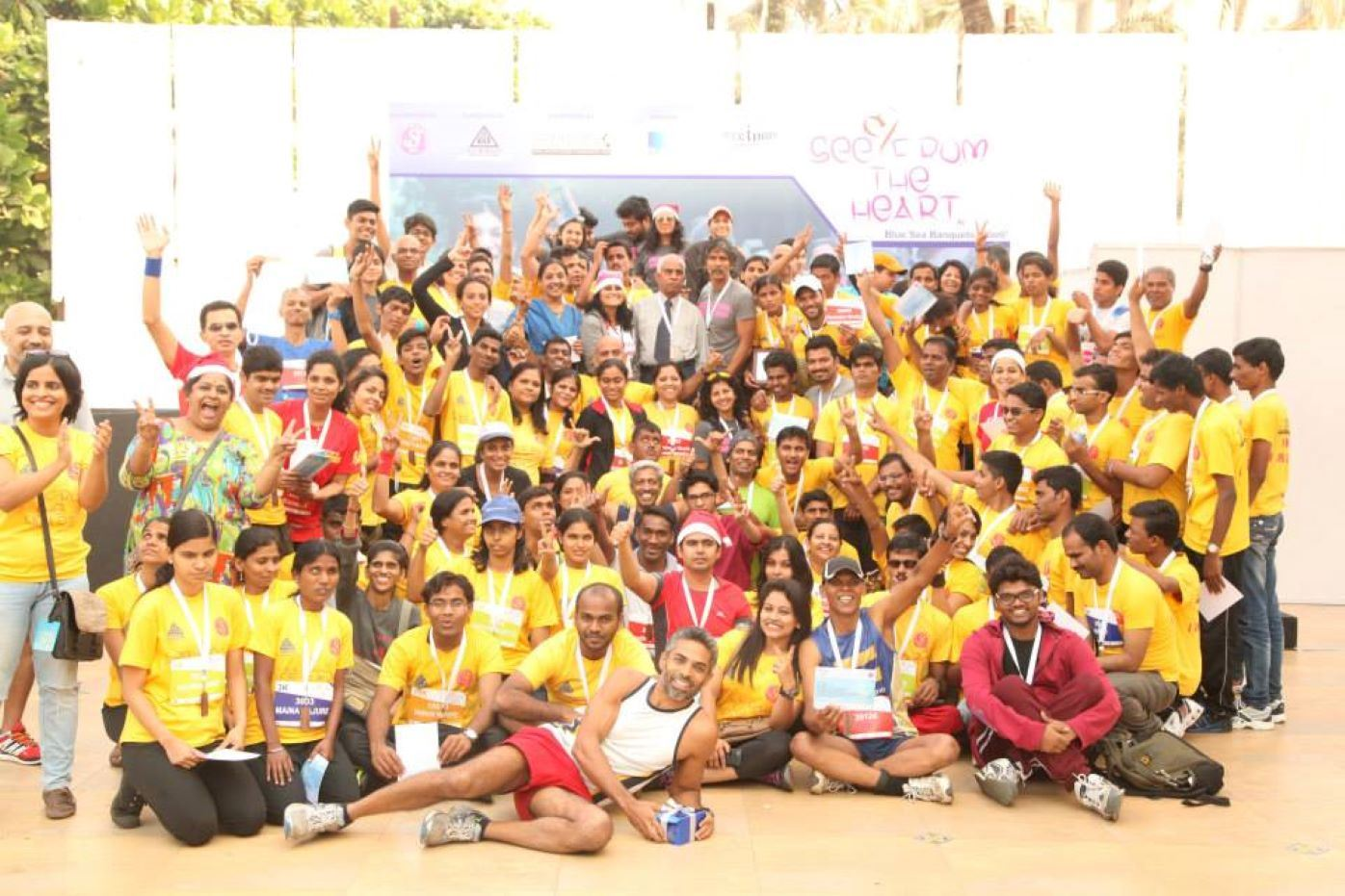 See From The Heart Marathon - Mumbai